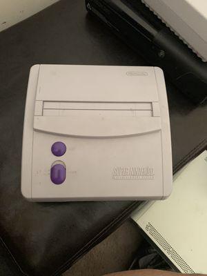 SNES Jr super Nintendo for Sale in Kennesaw, GA