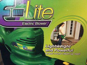 Electric Leaf Blower for Sale in Atlanta, GA