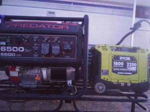 Predator and Ryobi for Sale in Las Vegas, NV