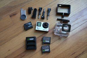 GoPro Hero 4 Black - 4K (Lightly Used) for Sale in Portland, OR