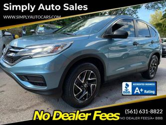 2016 Honda Cr-V for Sale in West Palm Beach,  FL