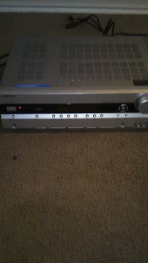 Onkyo receiver for Sale in Dallas, TX