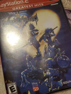 Kingdom Hearts For PlayStation 2 for Sale in The Bronx,  NY