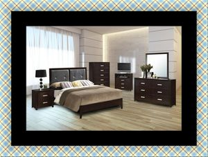B120 11pc bedroom set with mattress for Sale in Hyattsville, MD