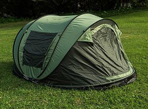 Brand new in box EZ Pop Up Easy Setup 1 to 2 People Beach Camping Tent 87x47x38 inches Waterproof includes Carrying Bag for Sale in Los Angeles, CA