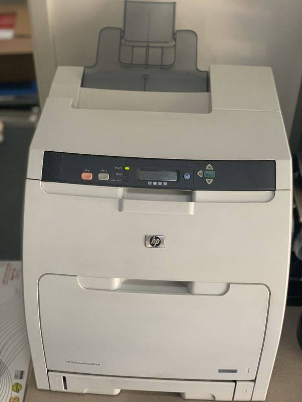 DISCOUNT Office Printer - HP Color Laser Jet 3600n Office Printer