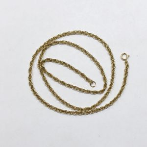 """10K Yellow Gold Unisex Rope Chain 21"""" $249.99 for Sale in Tampa, FL"""