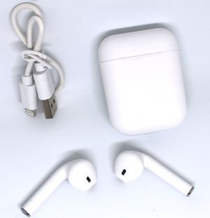New Bluetooth 5.0 Wireless Headphones AirPods for Sale in Fresno, CA