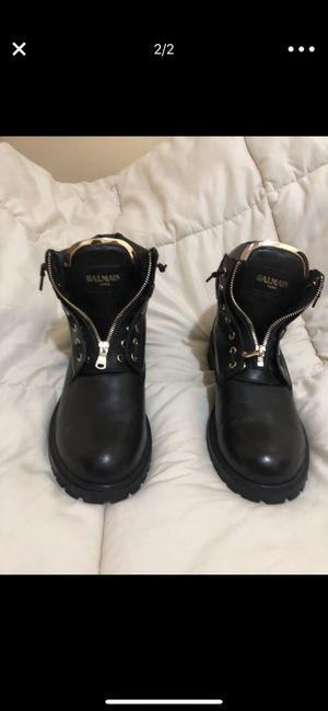 Balmain boots size 10 for Sale in New York, NY