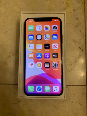 Iphone x 256GB ANY CARRIER for Sale in San Diego, CA