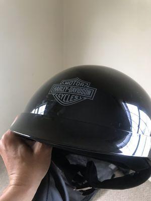Harley Davidson Motorcycle Helmet Halflid Small for Sale in Coronado, CA
