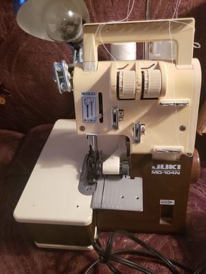 JukI 104N Serger for Sale in Silver Spring, MD