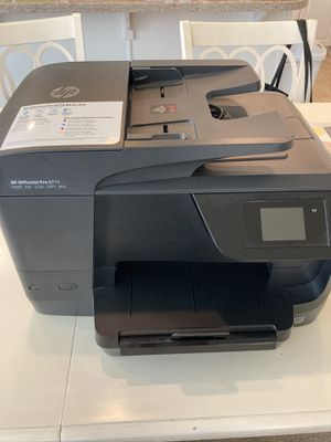 HP Printer OfficeJet 8715 (wireless ) for Sale in Irvine, CA