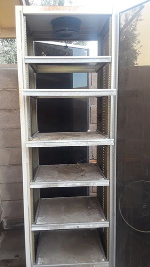 Two sided storage cabinet for Sale in Phoenix, AZ
