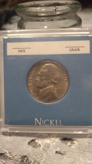 1944 S Nickel in Case for Sale in Wichita, KS