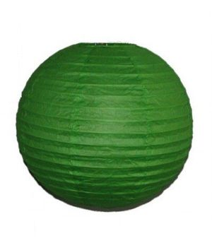 """Wholesale Lot 24 Pack - Party Paper Lantern-Round 12""""-Luau Supplies- Oriental/Chinese Lamps - Green for Sale in Kissimmee, FL"""