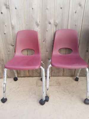 Kids Chairs with Wheels for Sale in Chula Vista, CA
