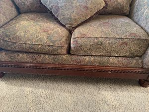 Sofa and love seat for Sale in Sanford, NC