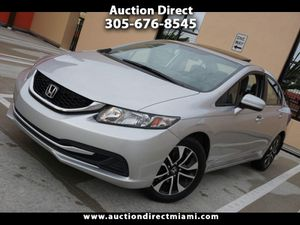 2015 Honda Civic Sedan for Sale in Miami, FL
