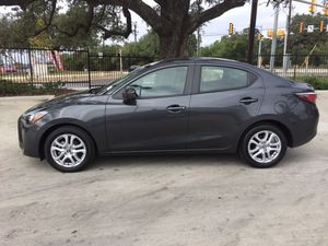 2017 Toyota Yaris iA (certified) for Sale in San Antonio, TX