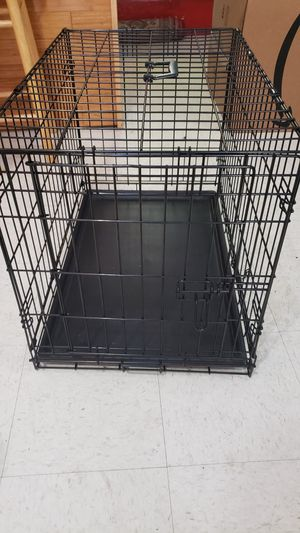 Small to medium size dog cage for Sale in Alexandria, VA