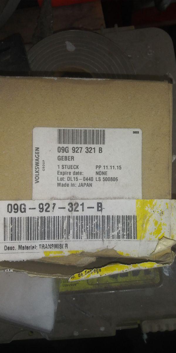 VW/Audi Output speed sensor
