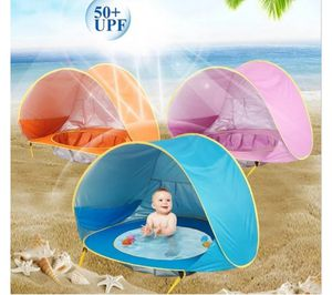 PORTABLE BABY BEACH TENT WITH UV PROTECTION for Sale in Rancho Cucamonga, CA