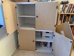 Wall Storage cabinets Handmade Big for Sale in Alexandria, VA
