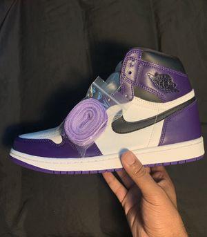 Jordan 1 Court Purple for Sale in Buena Park, CA