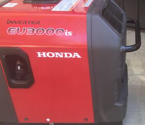 Honda Generator EU3000is for Sale in Ontario, CA