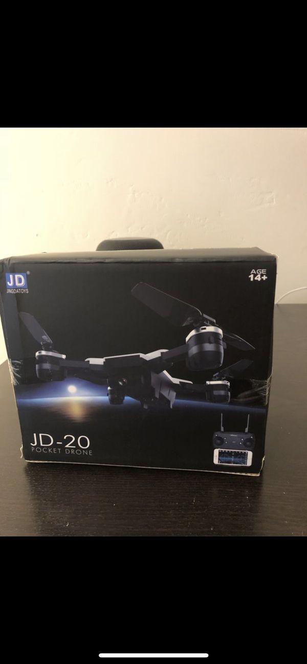 JD POCKET DRONE