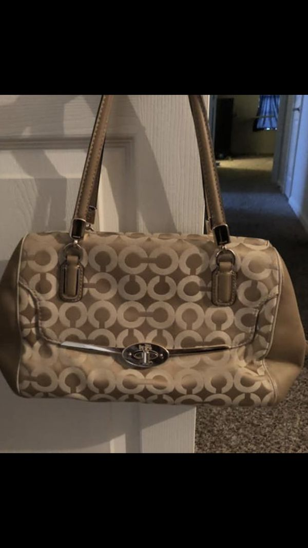 Authentic Coach Hand bag purse