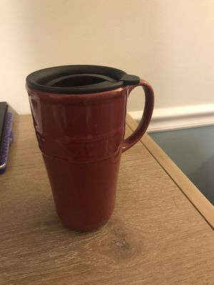 Longaberger Tall Travel Mug for Sale in Middle River, MD