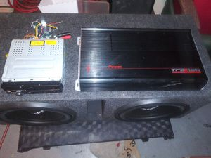 Car sound system for Sale in Eagle Lake, FL