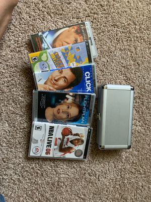Like *NEW* Sony PSP Movies and Games (set 1) for Sale in Lake Hallie, WI