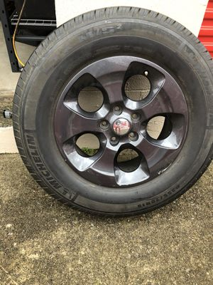 Black Jeep Rims- Decent Quality Tires for Sale in Nashville, TN