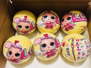 6 new lol surprise dolls authentic for Sale in Rockport, IN