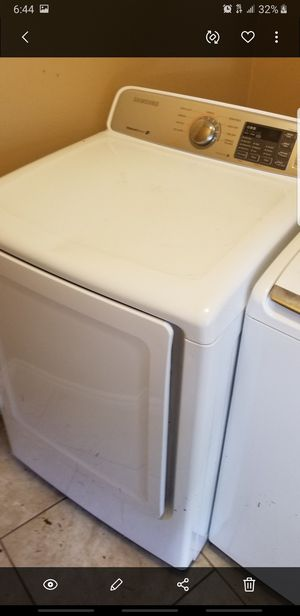 Samsung washer and dryer for Sale in Crosby, TX