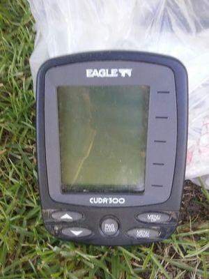 fish finder, eagle eye. for Sale in Collins, GA