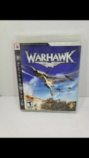 Warhawk PS3 Game for Sale in New York, NY