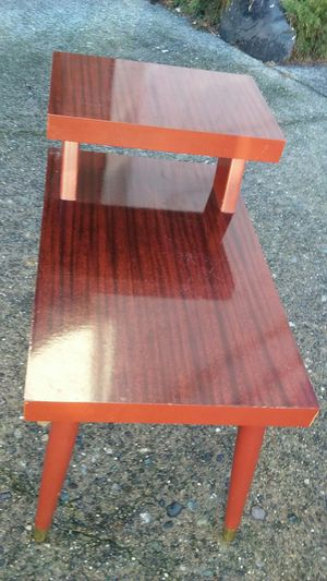 Mid-century end table for Sale in Tacoma, WA