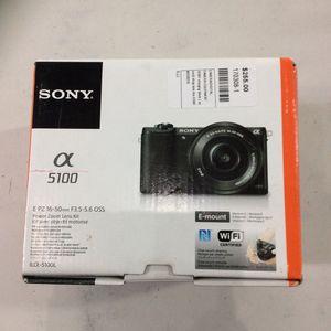 Sony A5100 Digital Camera 170308-1 XJJ for Sale in Rockford, IL