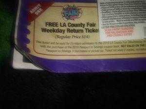La fair for Sale in Norco, CA