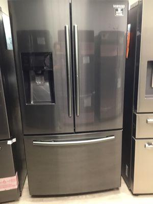 Black Refrigerator (Samsung/ new model) $1050 for Sale in La Mirada, CA