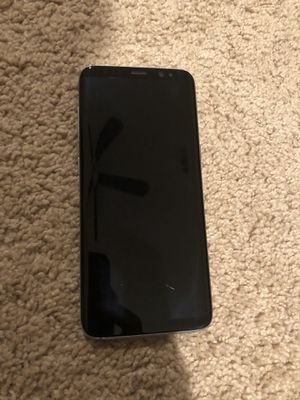 Unlocked Samsung galaxy s8 near new condition for Sale in Houston, TX