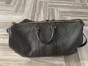 Louis Vuitton Infini Leather Keepall 55 Duffle for Sale in Las Vegas, NV