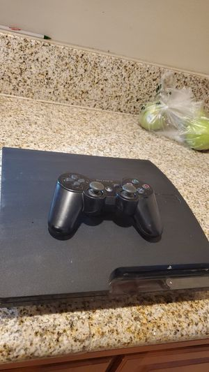 Ps3 w controller for Sale in Perris, CA