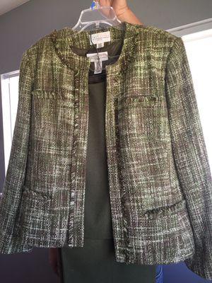 Liz Clairborne Jacket, Camisole & Pants sz 18 for Sale in Bakersfield, CA