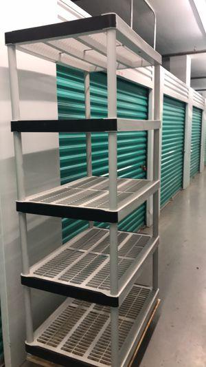 Plastic shelves for Sale in Miami, FL