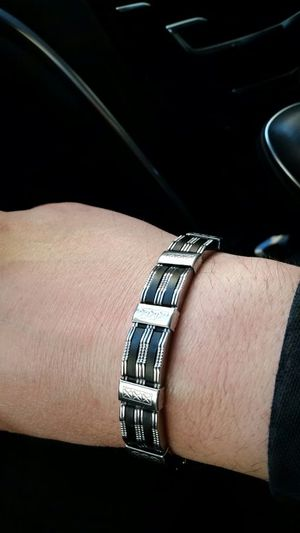 Stainless steel men's bracelet for Sale in Chicago, IL